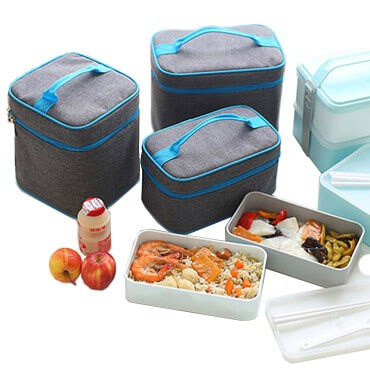 Reusable Insulated Lunch Bags